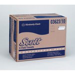 White, 200 Count C-Fold SCOTT Paper Towels Convenience Pack-10.125 x 13.15