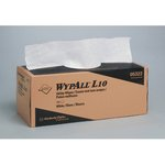White, 125 Count Box WYPALL L10 Utility Wipes-12 x 10,5