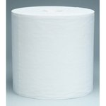 White, 300 Count Centerpull Roll WYPALL L30 Wipers- 9.8 x 15.2