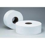 1-Ply, SCOTT JRT Jumbo Roll Bathroom Tissue-4000-ft.
