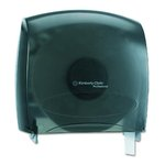 Smoke and Gray Colored, IN-SIGHT JRT Jr. Tissue Dispenser-10.6 x 5.5 x 10.8