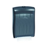 Smoke and Gray Colored IN-SIGHT Towel Dispenser-13.31 x 5.8 x 18.8