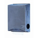 Stainless Steel, Hands-Free SANITOUCH Recessed Hard Roll Towel Dispenser