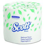 2-Ply, SCOTT Standard Roll Bathroom Tissue