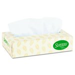 2-Ply, 100% Recycled Fiber SURPASS Facial Tissue