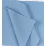 Blue, 130 Count Small Roll WYPALL X60 Wipers-19.4 x 13.4
