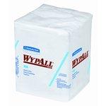 White, WYPALL X60 Washcloths-12.5 x 10