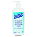 White, KIMCARE Moisturizing Instant Hand Sanitizer-8-oz Bottle