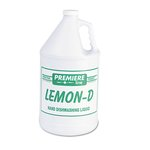 Lemon Scented, Liquid Dishwashing Detergent-1 Gallon Bottle