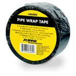 100-ft Pipe Wrap Tape, Black