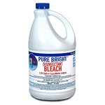Pure Bright Liquid Bleach-1 Gallon