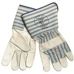 Long-Cuff Gloves-Large