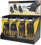 Journeyman Glove Starter Kit, 24-pairs of gloves in all sized