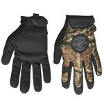 Journeyman Camouflage Gloves, size XL