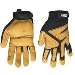 Journeyman Leather Gloves, size L