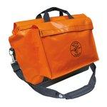 Vinyl Equipment Bags (Orange)