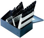 29 Piece Jobber Length Fractional Drill Bit Set