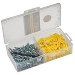 Conical Anchor Kit - 100 Anchors