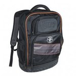 Black Tradesman Pro Organizer Techonology Backpack, 25 Pockets