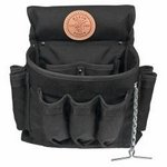 PowerLine 18-Pocket Electrician's Tool Pouch