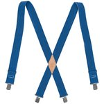 Nylon-Web Suspenders, Blue