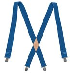 Elastic-Back Suspenders