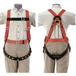 Lightweight Fall-Arrest Harness, Extra Large