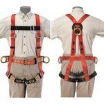 Fall-Arrest/Positioning Harness - Tower Work - Medium