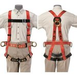 Fall-Arrest/Positioning Harness - Tower Work - Extra Large