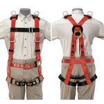 Fall-Arrest/Retrieval Harness - Tower Work - Extra Large