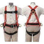 Fall-Arrest, Positioning Harness - Small