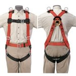 Fall-Arrest, Retrieval Harness - Extra Large