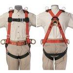 Fall-Arrest, Positioning, Retrieval Harness - Medium