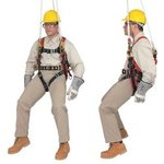 Fall-Arrest, Positioning, Suspension Harness Tree Trimming Work - Extra Large