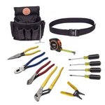 12-Piece Electrician Tool Set