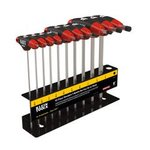 10 Piece Journeyman T-Handle Hex Key Set