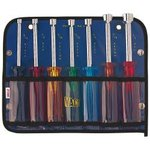 Nut Driver Set - 3'' Shanks, 7 Piece