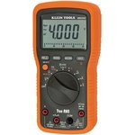 1000V Electrician and HVAC TRMS Multimeter - 4000 Count LCD Display