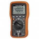 Electrician's TRMS Multimeter with NIST Certification