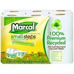 100% Recycled Bathroom Tissue-Double Roll