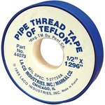 """.5"""" X 260"""" PTFE Pipe Thread Tapes"""