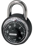 Hardened Steel No. 1500 Combination Padlocks