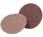 "7"" Scotch-Brite Brown Surface Conditioning Discs"
