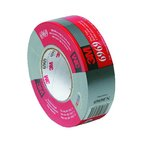 """3M Polyethylene Coated 2"""" x 60 Yds Silver Duct Tape"""