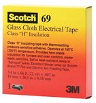 Glass Cloth Electrical Tapes 69