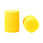 3M Classic Uncorded Foam Earplugs with Poly Bag