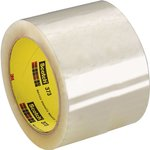 Scotch Clear 3.1 mil 3 in. Commercial Performance Tape