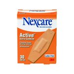 3M Nexcare Extra Cushion Flexible Bandages