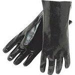 "18"" Gauntlet Interlock PVC Gloves"