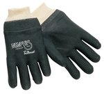 Gauntlet Style Premium Double-Dipped PVC Gloves